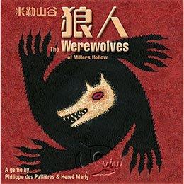 【新天鵝堡桌遊】米勒山谷狼人 Werewolves of Miller's Hollow-中文版