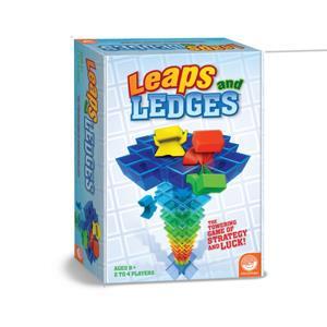 跳躍高塔 桌上遊戲 Leaps & Ledges