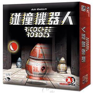 【新天鵝堡桌遊】碰撞機器人 Richochet Robots(Rasende Roboter)