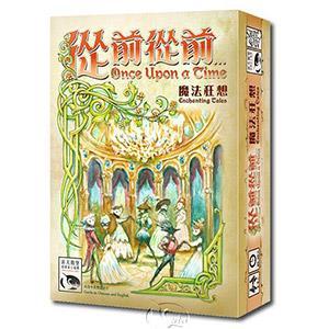【新天鵝堡桌遊】從前從前…:魔法狂想擴充 Once Upon A Time Expansion: EnchantingTales