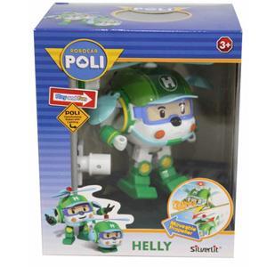 《POLI波力》變形車系列-LED變形赫利