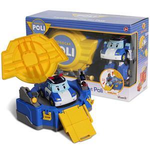 《POLI波力》LED變形波力-手提基地
