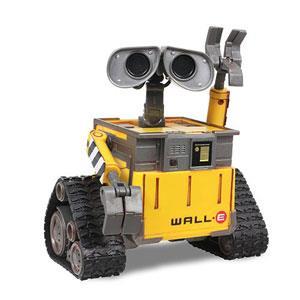《PIXAR 皮克斯》【瓦力電影限量珍藏版】經典互動WALL-E