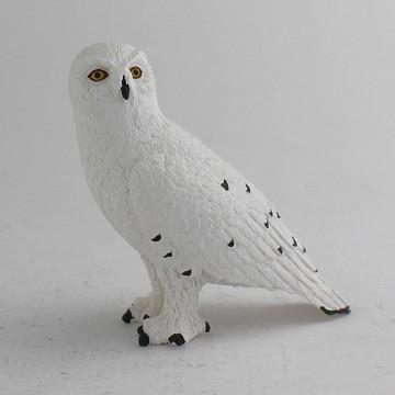 《MOJO FUN動物模型》動物星球頻道獨家授權-雪鴞