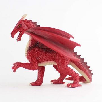 《MOJO FUN動物模型》動物星球頻道獨家授權-赤焰龍