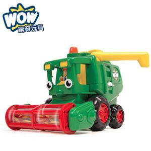 《 英國 WOW toys 》稻穀收割機 哈維大叔