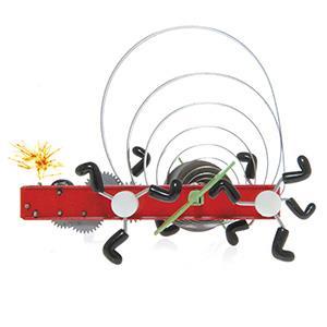 賽先生科學工廠-發條玩具-火花機械蟲Awika