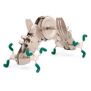 賽先生科學工廠-發條玩具-毛毛機械蟲Le pinch