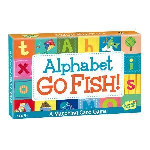 字母釣魚趣! Alphabet Go Fish!