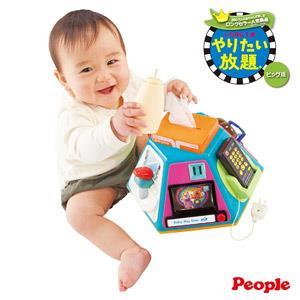《People》知育系列-新超級多功能七面遊戲機