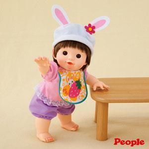 《 People 》兔帽寶貝POPO-CHAN