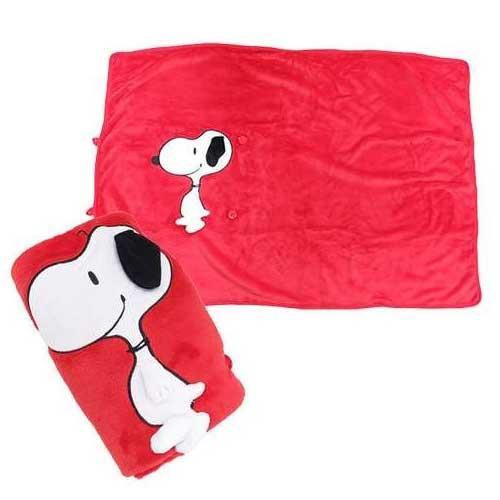 SNOOPY 史努比 珊瑚絨毛毯 披毯 冷氣毯 膝上毯 珊瑚毯 小毯子 PEANUTS