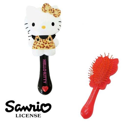 Hello Kitty 凱蒂貓 頭皮按摩梳子 隨身梳子 造型梳 梳子
