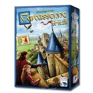 【新天鵝堡桌遊】卡卡頌2.0 Carcassonne 2.0