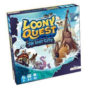 怪物仙境擴充: 失落城市 (中文版) Loony Quest Exp.- The Lost City