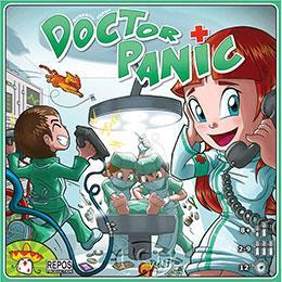 【新天鵝堡桌遊】火線急救室 Doctor Panic