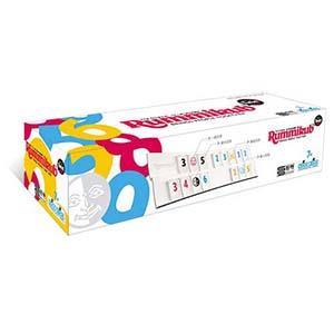 Rummikub 拉密-數字磚塊牌 Twist 變臉版(柱形盒包裝)桌遊