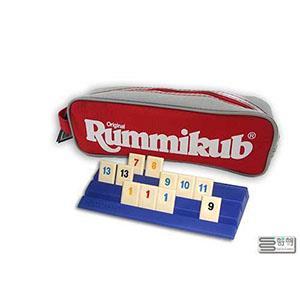 Rummikub 拉密-數字磚塊牌Maxi Pouch 袋裝版桌遊(大袋)