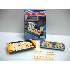 Rummikub 拉密-數字磚塊牌Travel 旅行版桌遊