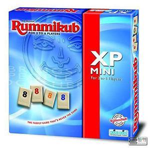 Rummikub 拉密-數字磚塊牌XP Mini 6人攜帶版桌遊