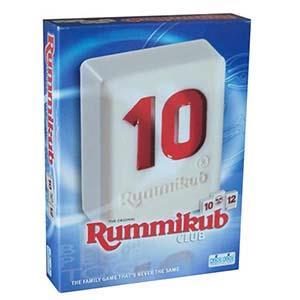 Rummikub 拉密-數字磚塊牌 Club - 專業版 (新版)桌遊