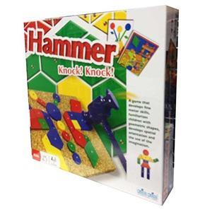Hammer Knock Knock 不敲不成器