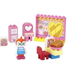 《麵包超人》ANP 小病毒積木玩具 13 PCS