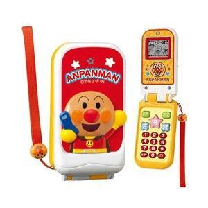 《 麵包超人 》ANP 手機玩具