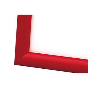 10X14.7cm 日系木框/迷你108P/紅色拼圖框