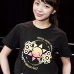 三森鈴子(MimoriSuzuko)-(黑色M)台灣見面會T恤