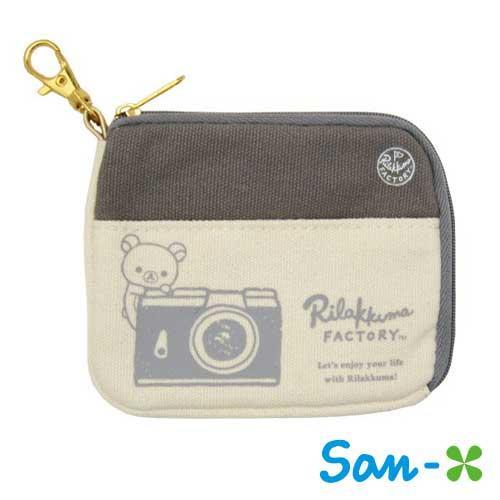 拉拉熊 rilakkuma 票夾零錢包 卡片包 票夾 零錢包 San-X