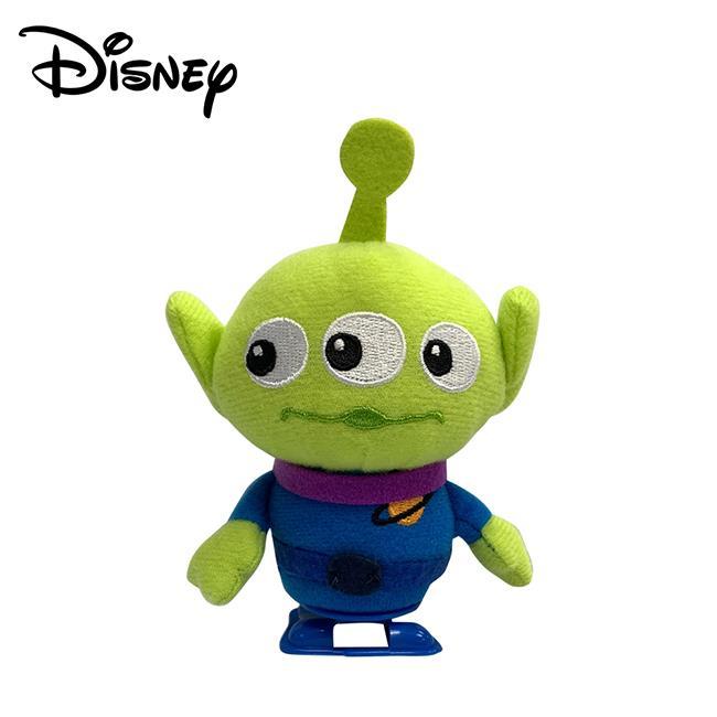 Disney 迪士尼 三眼怪 皮克斯 發條玩偶 走路玩偶 發條 公仔 玩具 玩具總動員