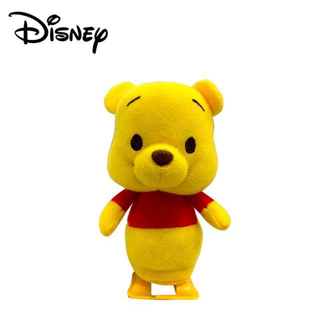 Disney 迪士尼 小熊維尼 Winnie 發條玩偶 走路玩偶 發條 公仔 玩具