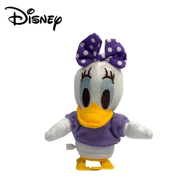 Disney 迪士尼 黛西 發條玩偶 走路玩偶 發條 公仔 玩具