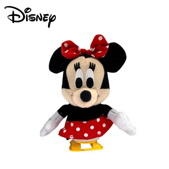 Disney 迪士尼 米妮 發條玩偶 走路玩偶 發條 公仔 米老鼠