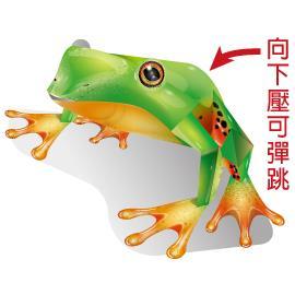 真會跳動物-台灣莫氏樹蛙