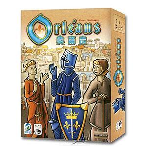 【新天鵝堡桌遊】奧爾良 Orleans