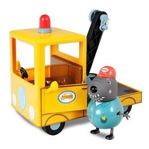 《Peppa Pig》爺爺狗的敞篷小貨車