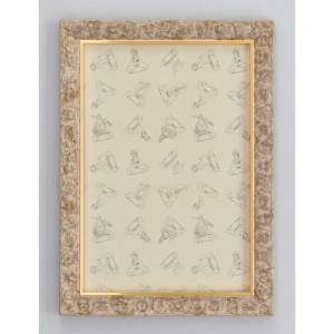 海賊王 26**38cm 日系/300P金屬色雕刻框