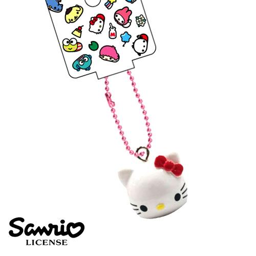 HelloKitty 凱蒂貓 立體 全身 趴趴造型吊飾 吊飾 擺飾 SANRIO
