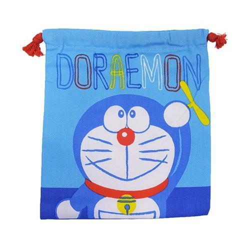 哆啦A夢 束口袋 收納袋 抽繩束口袋 小叮噹 DORAEMON