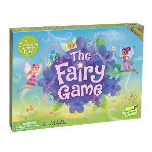 精靈花園 桌上遊戲 The Fairy Game
