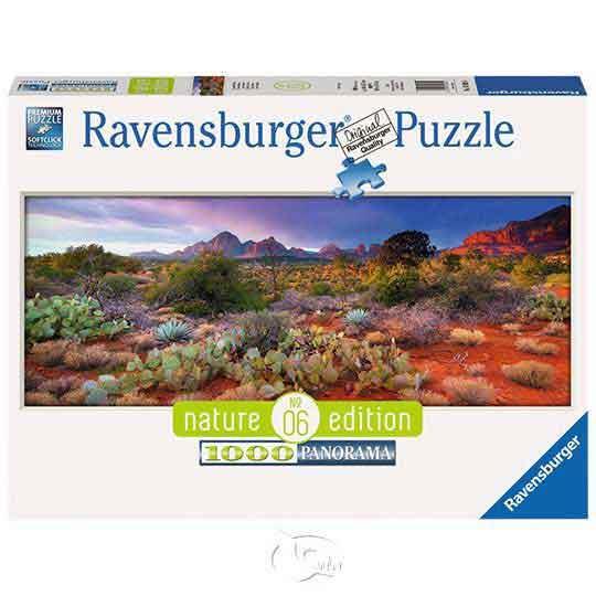 【德國Ravensburger拼圖】神奇的沙漠-1000片magical desert