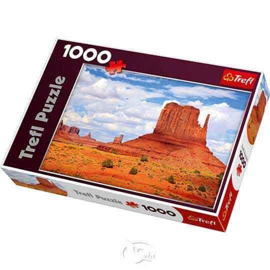 【波蘭TREFL拼圖】紀念碑谷-1000片Monument Valley, USA