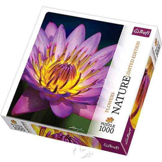 【波蘭TREFL拼圖】睡蓮-自然攝影系列-1000片Water Lily