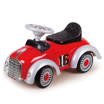 寶貝樂精選 經典造型BABY音樂學步車-紅色