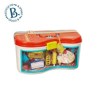 《 美國 B.toys 感統玩具 》達特醫生診療箱