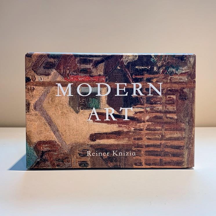 Modern Art 現代藝術 (台灣版-陳澄波)