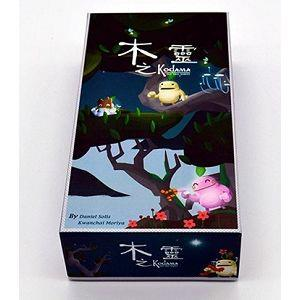 Kodama the Tree Spirits 木之靈(繁體中文版)