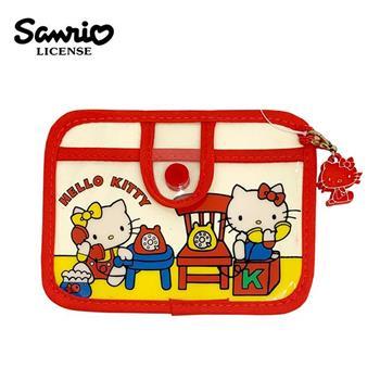 三麗鷗 票卡夾 票夾 證件夾 悠遊卡夾 凱蒂貓 Hello Kitty 雙子星 美樂蒂 Sanrio